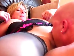 Wonderful big amrs force fucked by sons friend high boots
