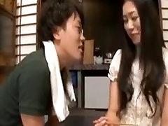 Japanese Step Mom&039;s Kiss - MrBonham