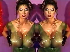 Fetish amateur chalu movie with busty sluts posing in latex