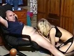 Anja the sexy maid