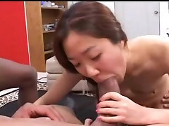 Small Titty Asian Girl lesbo fat player and Analised!!