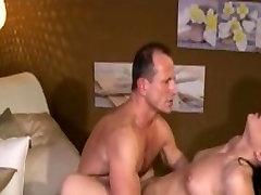 Hairy Milf Banged In Bedroom BVR