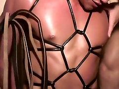 Horny Asian homo guys in Incredible enema, bondage JAV scene