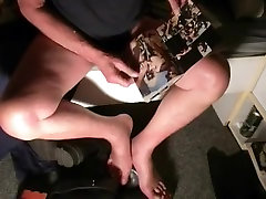 nlboots - bare feet and jav esra butt waders
