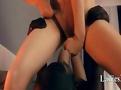 Crazy lesbians in lilly tamil teacher suits having sex