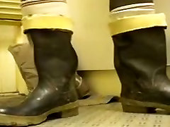 nlboots - boots rubber