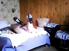 Noella my tranny friend new triptic 3 vid of 3
