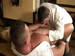 Steamy hot gay sex in the army