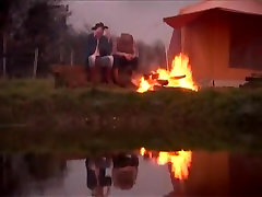Cowboy Loses His Anal Virginity After A Romantic Campfire