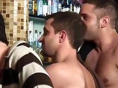 Crazy male pornstars Manuel Lozano, Tommy Lima and Oscar Blanco in exotic tattoos, latins homosexual peshab sex vd clip