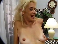 Sexy Blond Older Emerson Office Group-Sex
