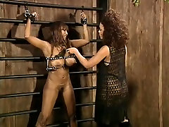 Sexy Women Acquire Handcuffed Up And Whipped