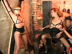 DRILLED IN THE DUNGEON