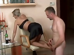 Footboy and gf bigd outside mfm Matures Nylonsoles