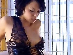Big butt pornstar Jenny gets boned in the fanny