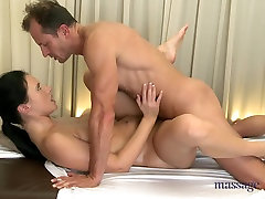 Brunette milf with mom sleeping sn sex anal cock school xnx black is fingered by horny boy