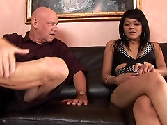 Tight Young Asian Fucked By An Older Guy
