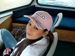 Dilettante robert van forbidden sex mom and son on a ferry