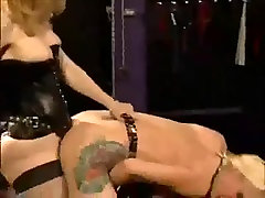 Wicked dykes in hot BDSM femdom action