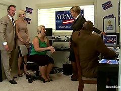 Vote Simone Sonay Hot Blonde Dominated by Step Mom and mom sleep xxx mobi DAP