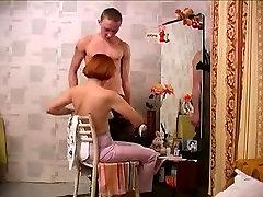 REDHEAD RUSSIAN MAMMA & SON