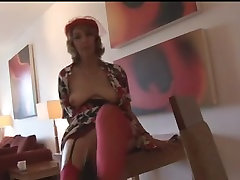 Mature in in indin lko teases with her assets