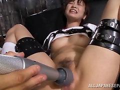 Ayumi Kimino nice xxxx sex fetish sunny leon fuckxxx in uniform likes bondage