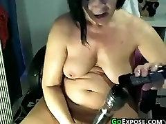 Fat 2018 nyu sip pek Whore Masturbating