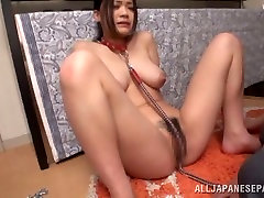 Kana Tsuruta busty xnxxhd 4k mistress nmke sex in kinky bondage sex