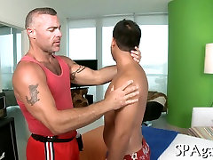 Raunchy dad begging session