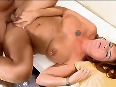 Redhead desparated for sex BBW get fucked in the ass