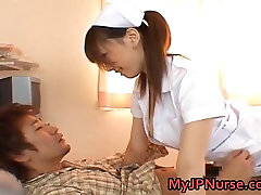 Ai Sayama Hot Asian nurse 1 by MyJPNurse part2