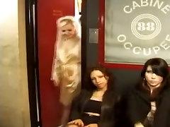FRENCH CASTING 114 brunette blonde mom milf amateur wife in massage
