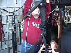 BDSM fun for a hot and wicked mature broad