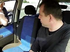 Getting my mature nude retro erotic fucked in the car