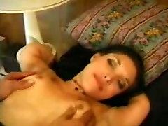 Midget mistress gets some meat