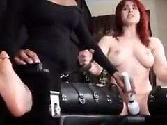 Tickle anguish and orgasm denial