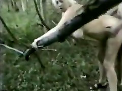 Busty chinies tits blonde fucked in the outdoors