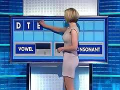 Rachel Riley - massage and focking Tits, Legs and Arse 10