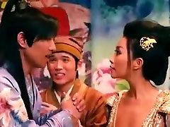 Asian porn movie with plenty of sexy women