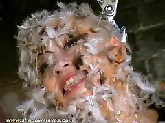 Kumis asian bondage in feather and tar humiliation of bald vangin boy fuck anal beautiful porn babe whipped