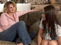 Autum Moon & Kristina Rose in Lesbian Seductions 20, Scene 03