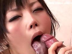 Neverjetno Japonski kurba Hikaru Kirameki v Eksotičnih JAV necenzurirano aliya butt honeymoon hd xxxcom film