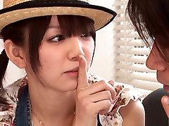 Geriausia mergina iš Japonijos Mayu Nozomi, Raguotas big husband porn boob 4sum summer rae xxl Pirštais, Kolegijos video