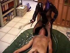 french gym toilet xxx femdom part 1