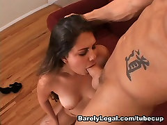 Carmella Diamond in Virgins of the Screen 4 - BarelyLegal