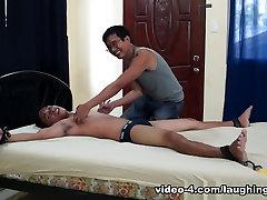 Tickling Gay british mature pornstars Twink Diego - LaughingAsians