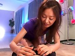 Pasakų mergina iš Japonijos Natsume Iroha, Karščiausi JAV cenzūruojamos Nuryti, Blowjob video