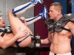 Brian Bonds & Blue Bailey in Butt Stuffers, Scene 03
