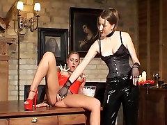 Lesbian fetish and BDSM